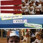 Kindergarten Winter Concert