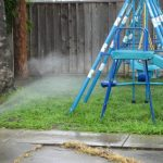 This is Me With a Sprinkler System