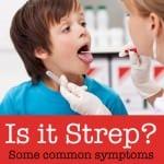 Is It Strep Throat?