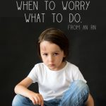 My Child Bumped His Head — when should I worry?