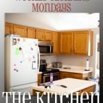 Weekly Cleaning: Mondays — the Kitchen