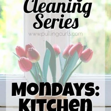 Cleaning Kitchen | DIY | Floors | grout | free Printable | cleaning schedule | tips | hacks