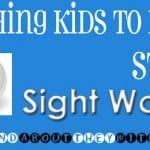Teaching Your Kids to Read: Step 3 — Sight Words