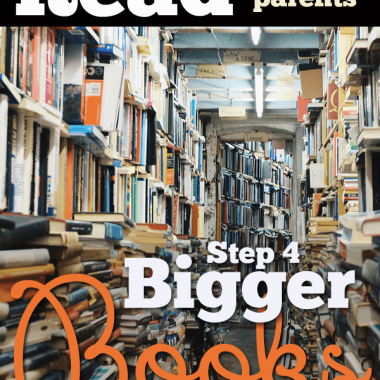 "Moving on to bigger steps is the final ""step"" in teaching reading. It's a whole new world for early readers -- and YOU can help them see it all!"