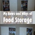 Storing Food in General