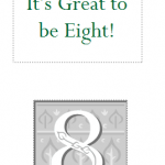 Great to be Eight Brochure