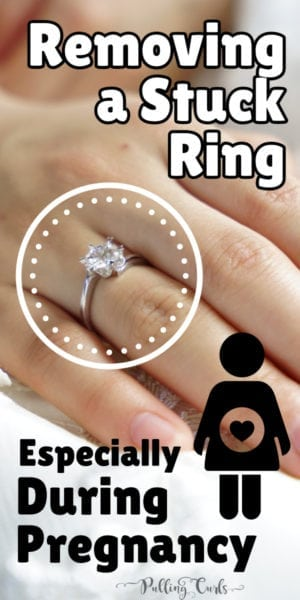 removing a ring