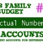 Budget: Accounts