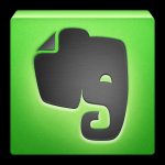 Favorite Apps:  Evernote