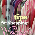 How to Shop for Women's Clothing at Thrift Stores