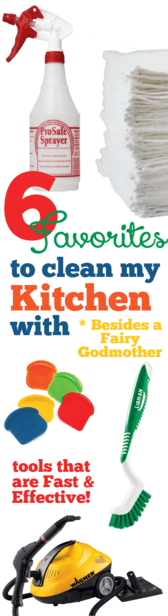 Clean My Kitchen Fix