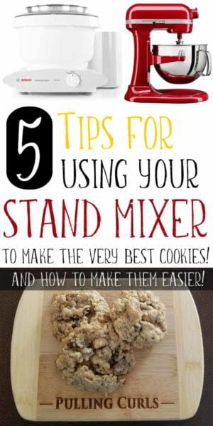 tips for using your kitchenaid stand mixer