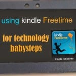 Using Kindle Free Time