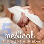 Postpartum Recovery: 5 medical things to Keep in Mind