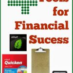 4 Tools for Financial Success