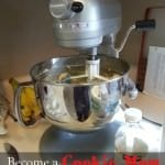 "Be a ""Cookie Mom"" With Help from your Stand Mixer"