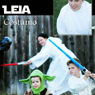 Making a Princess Leia costume can be a fun way to have the whole family dress up together. Here on some tips on how I made mine, and how I'd make it better if I did it again.