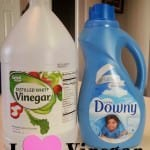 Downy and Vinegar