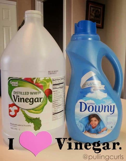 Vinegar Uses | static | fabric softener | home remedies | laundry |
