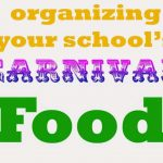 Organizing a Carnival:  Food