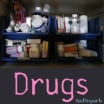Medicine Storage Ideas