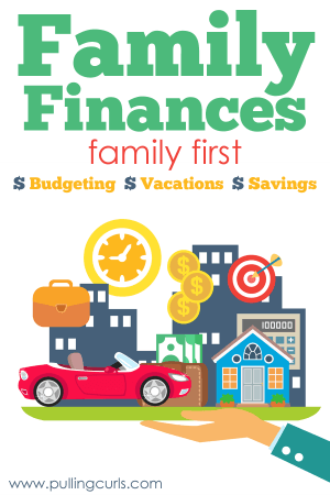 Fmaily Finances can make or break your family. Come check out all my finances post that help keep our family running smoothly, including budgeting, budgeting for vacations, figuring out savings and more!