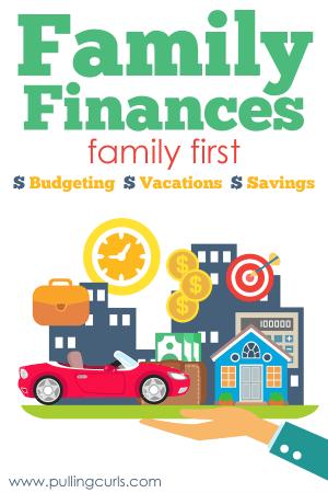 family finances
