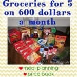 MomHacker:  Grocery Shopping Planning