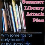 Library Attack Plan