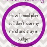 How I Create Healthy Family Meal Plans on a Budget?
