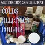 Over the Counter Medicines — Respiratory