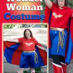 Make a Wonder Woman Costume