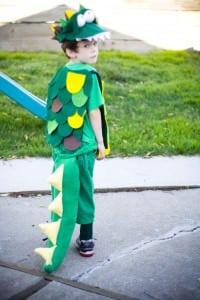 crocodile costume child