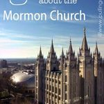 5 Basic Facts About Mormons Today