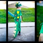 "Make a Crocodile Costume: ""The Clock-o-Dile"""