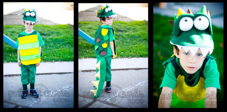 crocodile costume peter pan