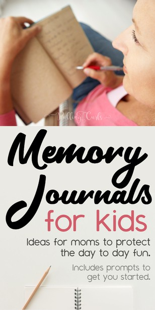 Taking the time to journal the every-day life that you have right now will pay off huge dividends in the coming years. #parenting #journals #journaling