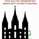 Don't Stand Behind the Church