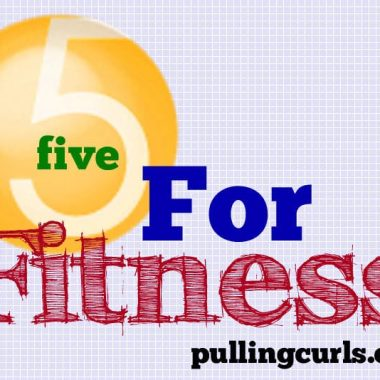 5 Things I did Good, and 5 things I did not so good on this week, for fitness.