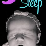 Sleep: 5 Tips