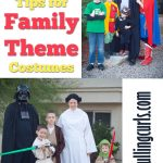 10 Tips for Family Theme costumes
