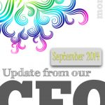Blogging for Income: September CFO Report