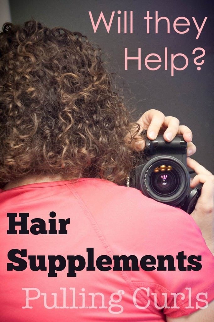 Do Hairfinity hair supplements really help your hair grow longer and more full?  Come find out what happened when I tried it!