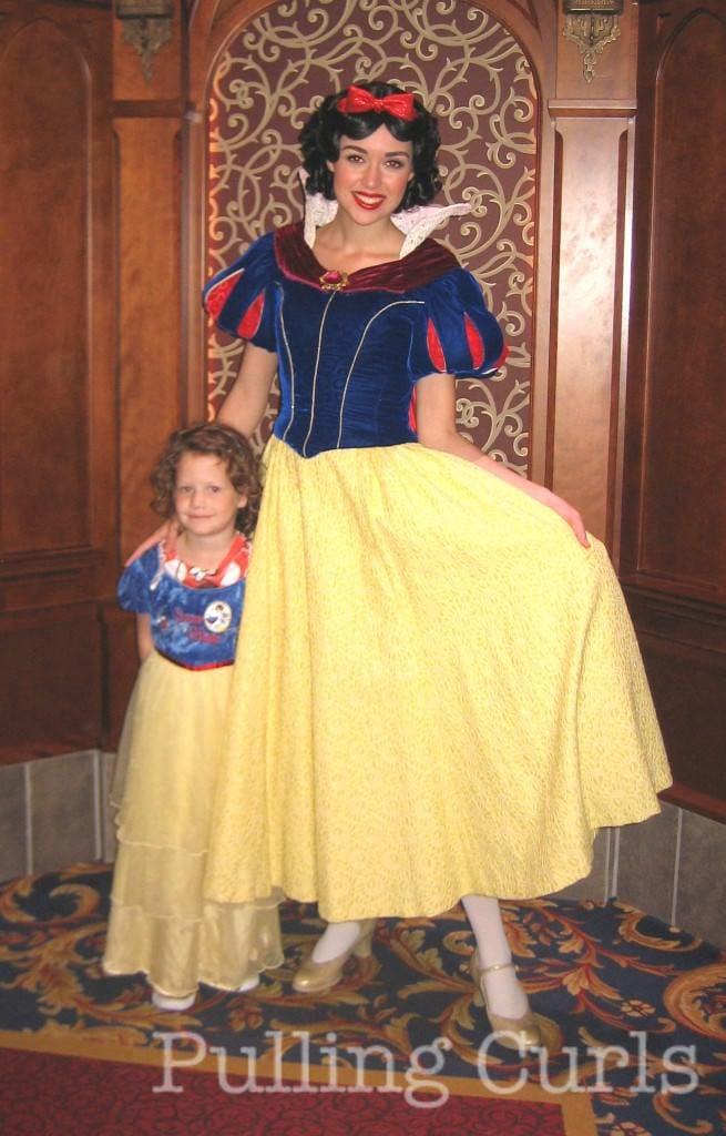 Wear a princess dress to Disneyland and be prepared to BE that princess!