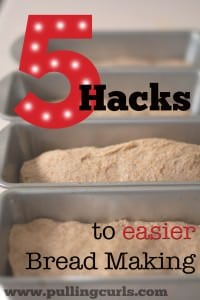 There are lots of tips for making better bread, it will allow you to make it more easily and more often for your family!