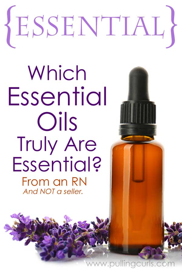 Which esential oils do you REALLY need? #oils #essentialoils #EO via @pullingcurls