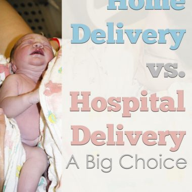 There are a lot of things to consider before choosing a home delivery.