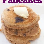 Do you need a breakfast that FILLS your family up? These hearty pancakes do JUST that!
