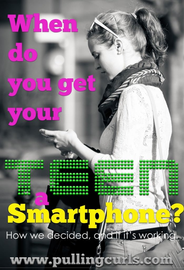 Does your teen need a smart phone?  Here's 10 things I've learned since getting my 14 year old a smart phone.