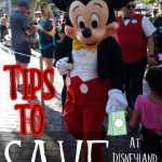 how to save moeny at DIsneyland